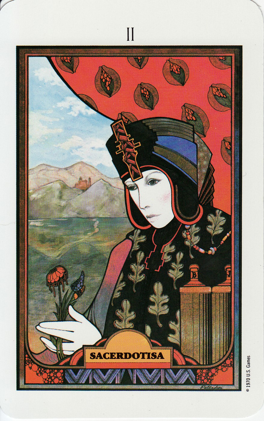 The Most Beautiful Tarot…Ever