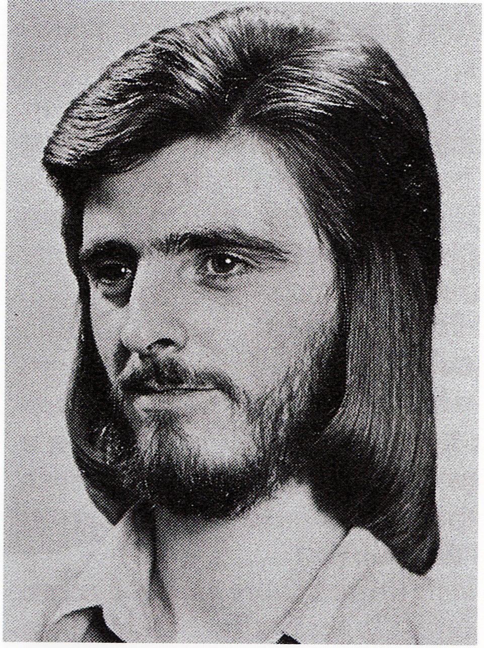 70�s men�s hair