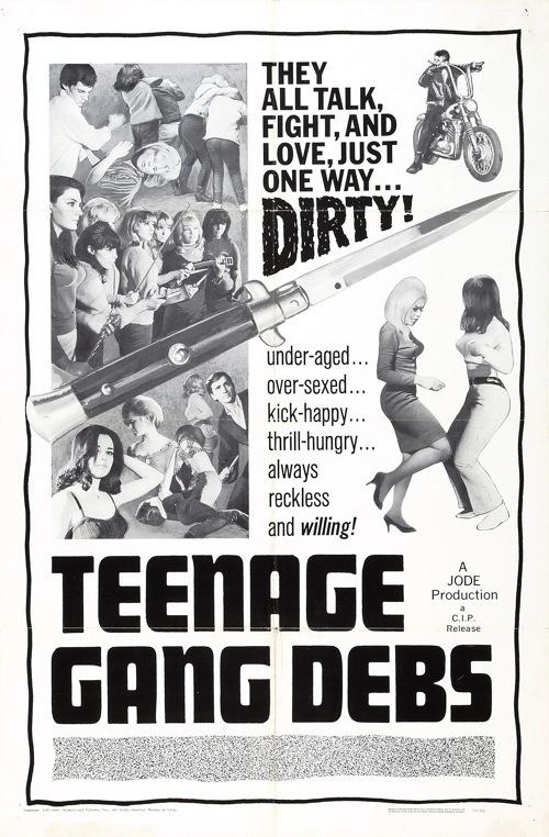 2 teen girls vs 5 guys blowbang - 2 6