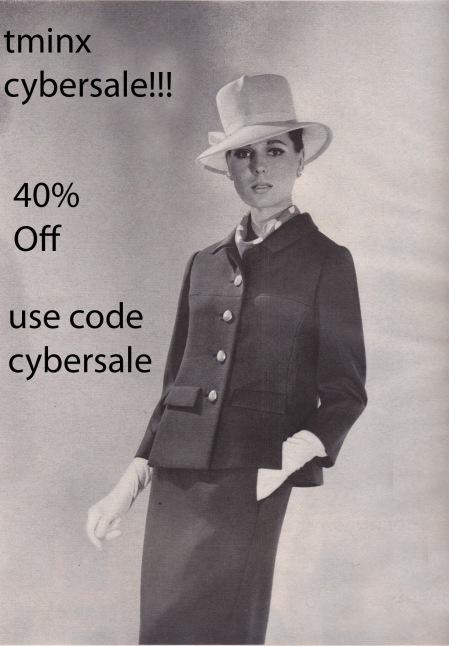 Tminx Cybersale!!!