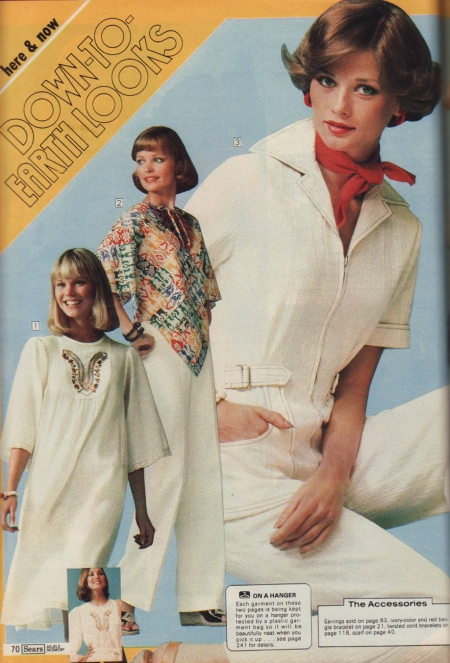 Vintage Sears catalogs 1975-76-77 Spring and Summer